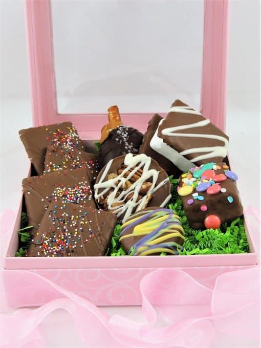 thank you mom chocolate gift box