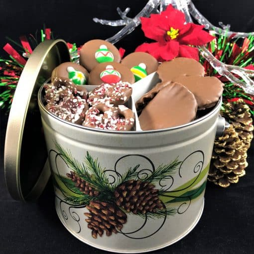 Holiday Tin Trio