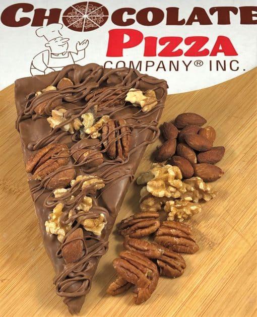 sugar-free chocolate slice