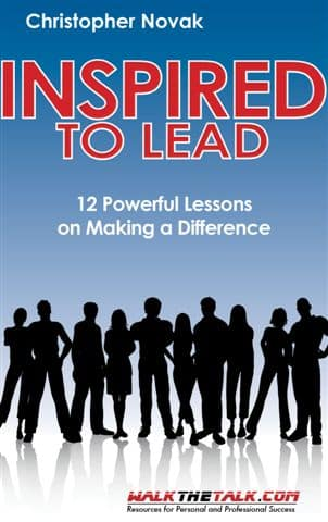 inspired to lead