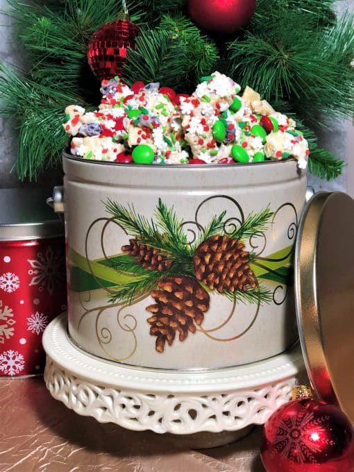 Christmas Tins.Christmas Tins Holiday Tins Filled With Gourmet Chocolate Classics