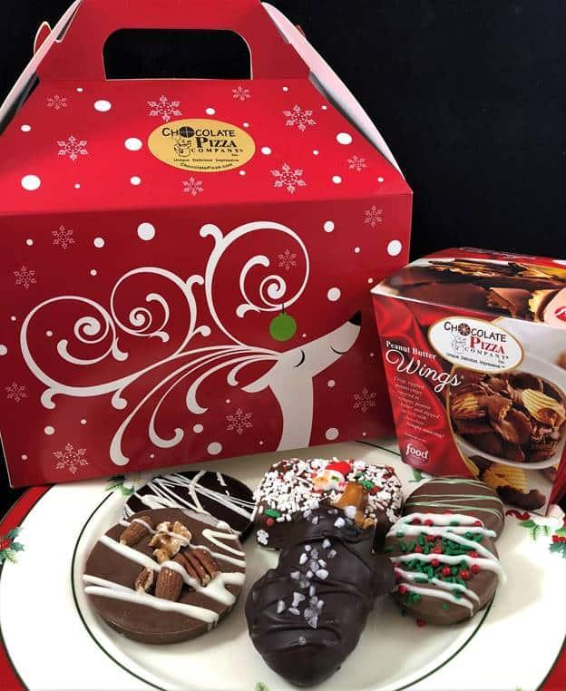Chocolate treats for Santa