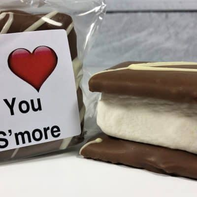 Smore treat for Valentines