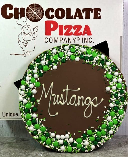 Marcellus Mustangs fundraiser Chocolate Pizza