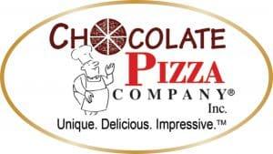 chocolate pizza company logo