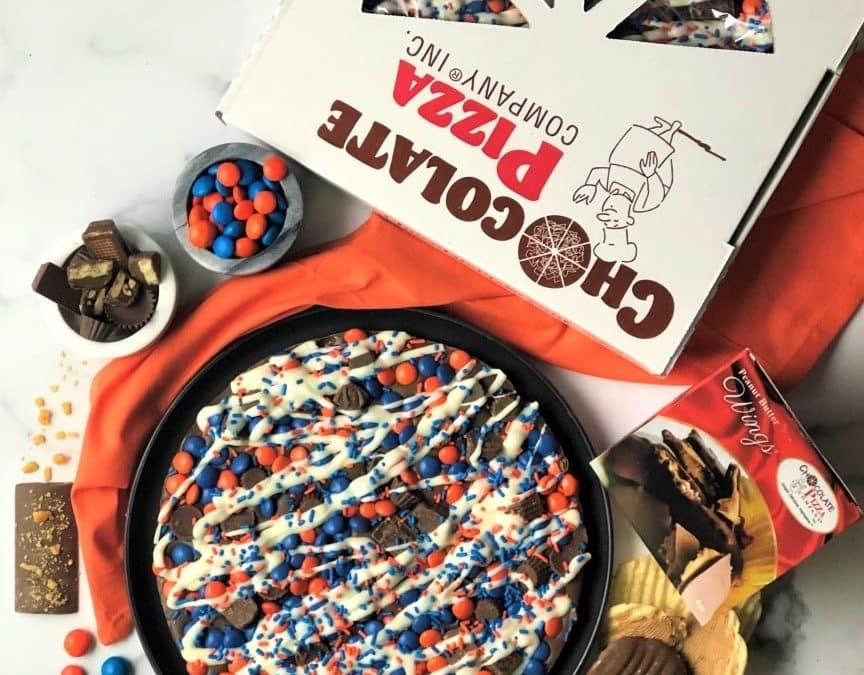 The Ultimate Comfort Food: Chocolate Pizza