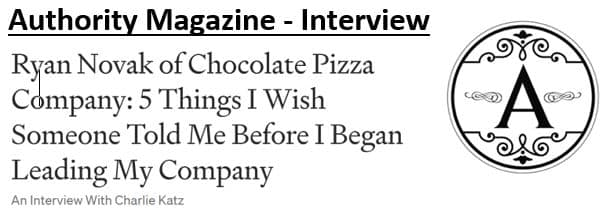 Authority Magazine article
